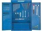 Tool cabinet. 1400 G, 100-piece